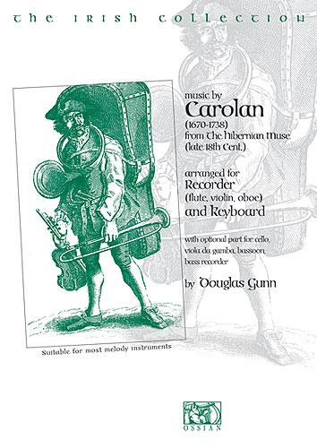Music By Carolan: Treble Recorder: Artist Songbook