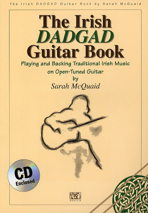 Sarah McQuaid: The Irish DADGAD Guitar Book: Guitar: Instrumental Tutor