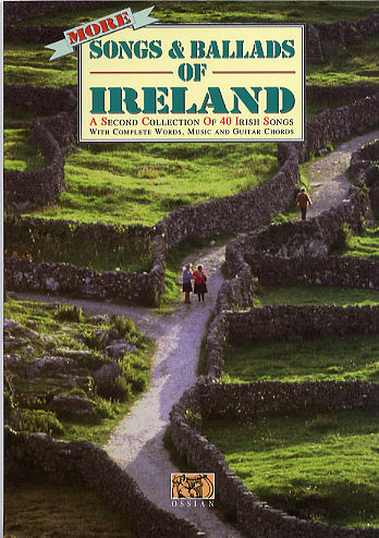 More Songs and Ballads Of Ireland: Piano  Vocal  Guitar: Mixed Songbook