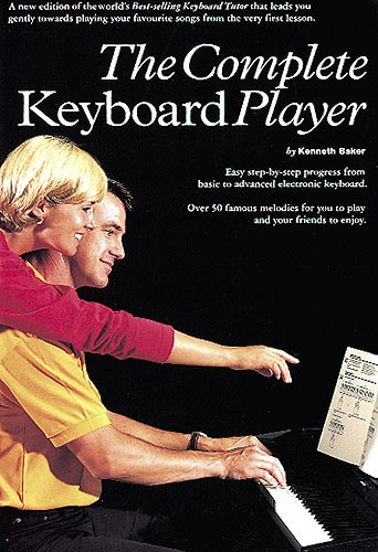 The Complete Keyboard Player Omnibus Press Edition: Instrumental Tutor