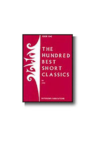 The Hundred Best Short Classics - Book 1: Piano: Instrumental Album