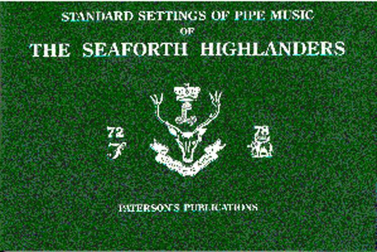 Standard Settings Of Pipe Music: Bagpipes: Instrumental Album