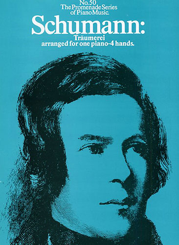Robert Schumann: Traumerei For 1 Piano-4 Hands: Piano: Instrumental Work