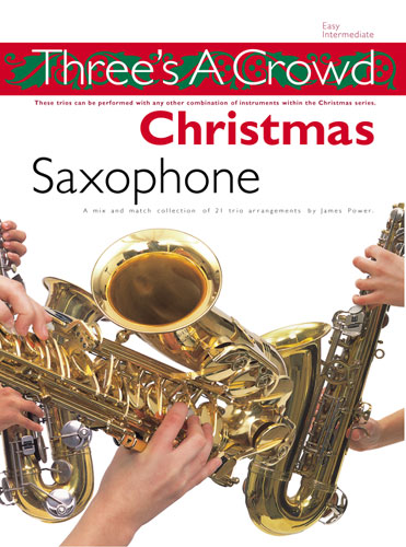 James Power: Three's A Crowd Christmas Brass: Brass Ensemble: Instrumental Album