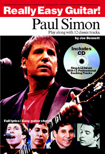 Paul Simon: Really Easy Guitar! Paul Simon: Guitar: Instrumental Album
