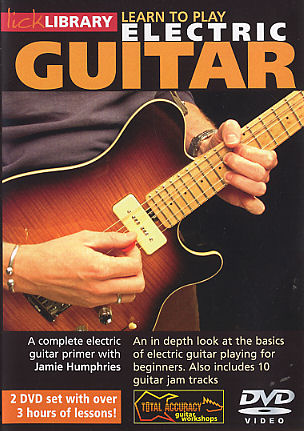 Learn To Play Electric Guitar: Guitar: Instrumental Tutor