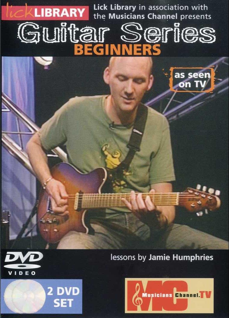 Jamie Humphries: Guitar Series Beginners: Guitar: Instrumental Tutor