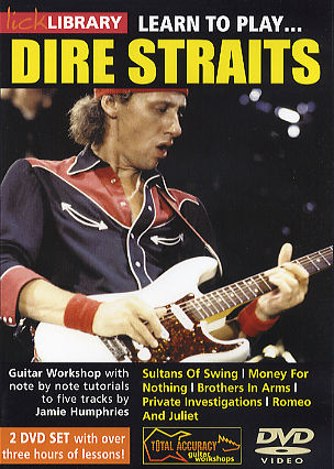 Dire Straits: Learn To Play Dire Straits: Guitar: Instrumental Tutor