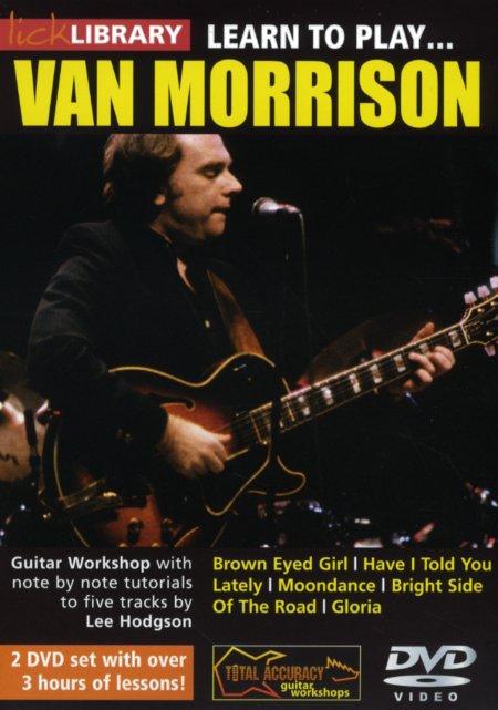 Van Morrison: Learn To Play Van Morrison: Guitar: Instrumental Tutor
