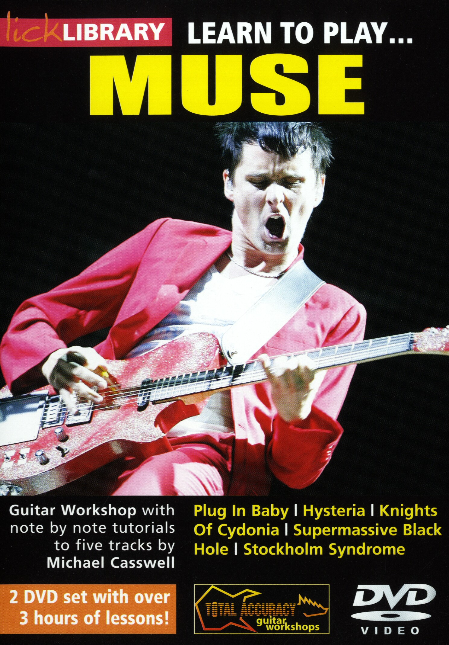 Muse: Learn To Play Muse: Guitar: Instrumental Tutor