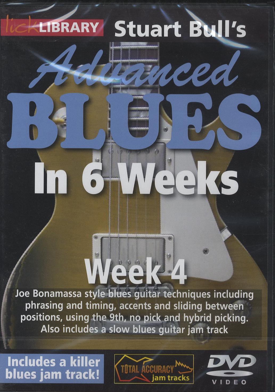 Joe Bonamassa: Stuart Bull's Advanced Blues In 6 Weeks - Week 4: Guitar: