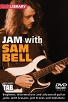 Sam Bell: Jam With Sam Bell: Guitar: Instrumental Tutor