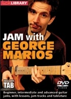 Lick Library: Jam With... George Marios [DVD]
