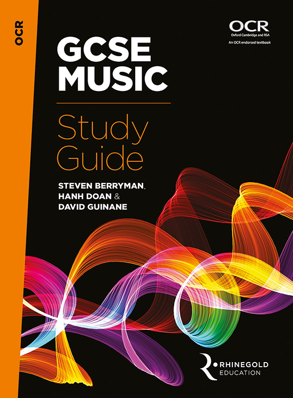 Paul Terry Steven Berryman Hahn Doan: OCR GCSE Music Study Guide: Reference