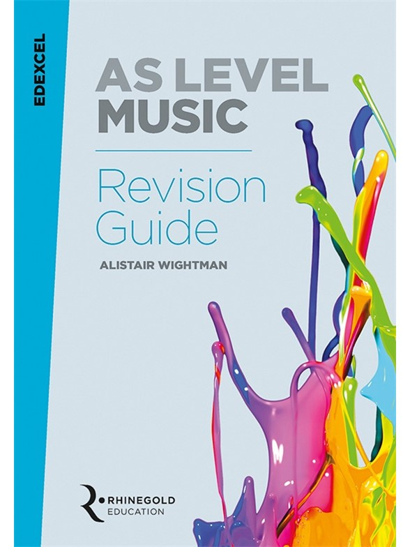 Edexcel AS Level Music Revision Guide: Reference