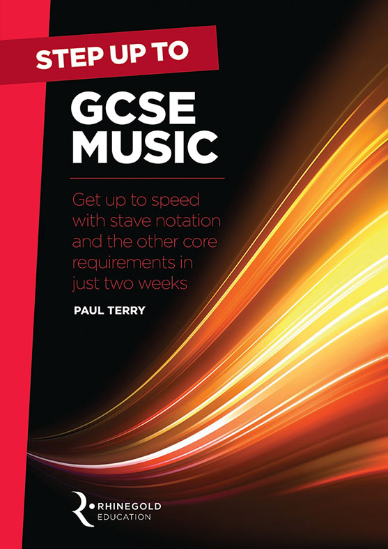 Step Up To GCSE Music: Reference