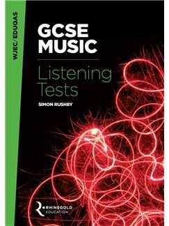 WJEC/Eduqas GCSE Music Listening Tests: Reference