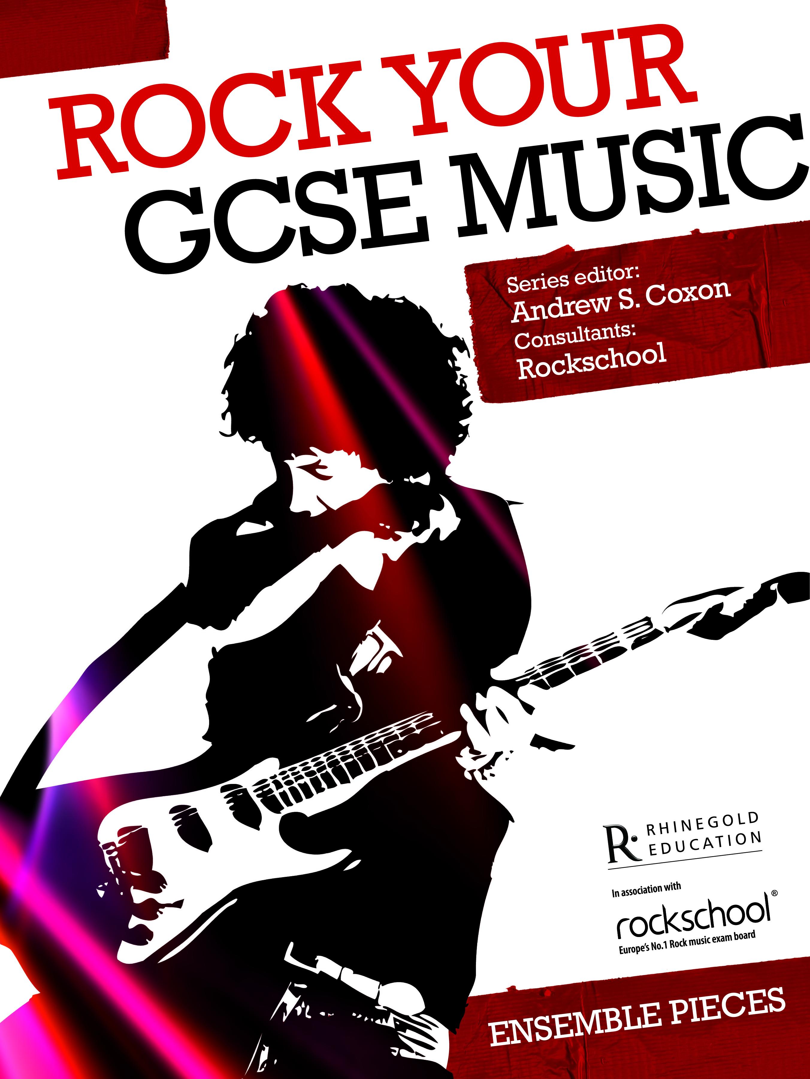 Rock Your GCSE - Ensemble Pieces: Voice: Score