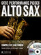 GCSE Performance Pieces - Alto Saxophone: Alto Saxophone: Instrumental Album