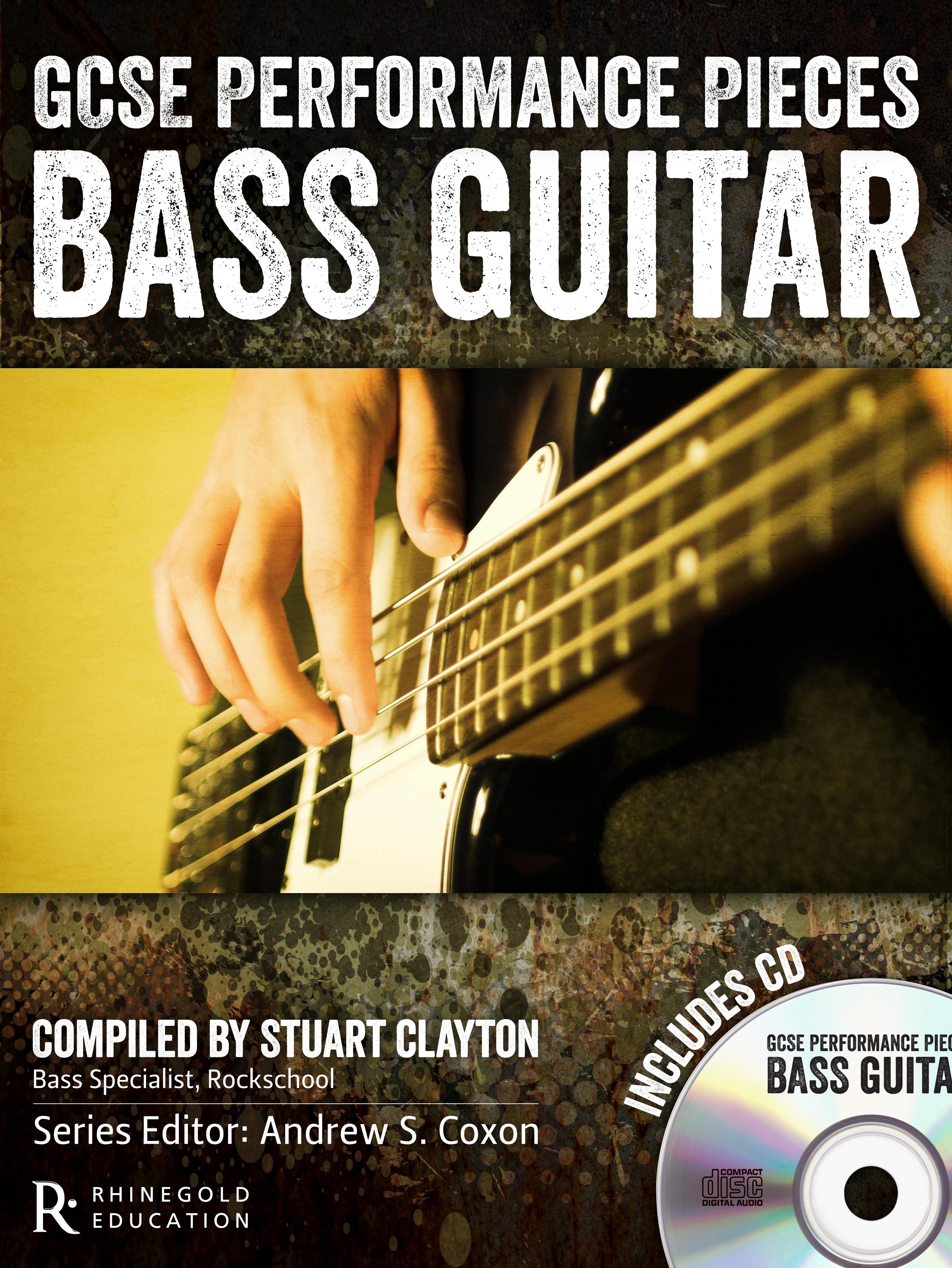 GCSE Performance Pieces - Bass Guitar: Bass Guitar: Instrumental Album