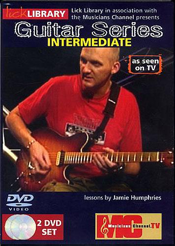Jamie Humphries: Lick Library - Guitar Series: Guitar: Instrumental Tutor