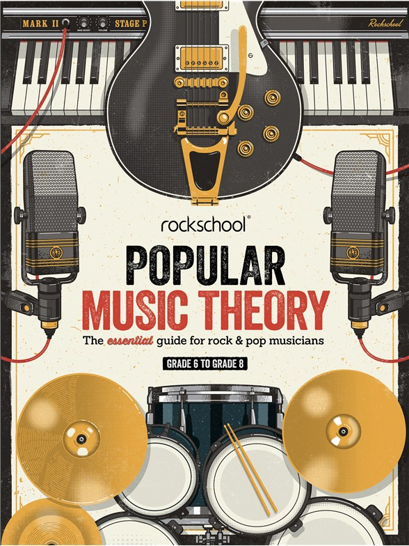 Rockschool: Popular Music Theory Guidebook (Grades 6 8)