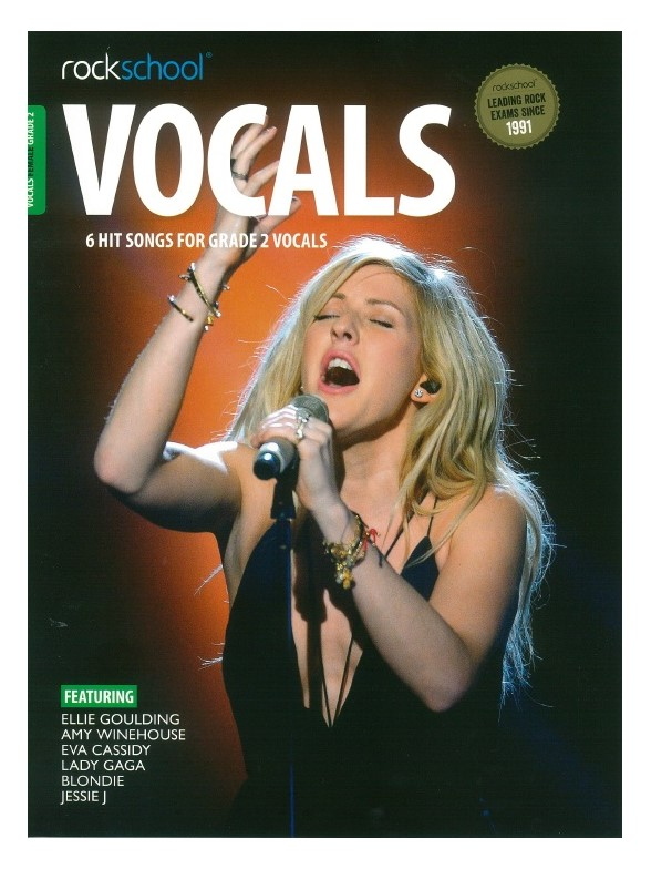 Rockschool: Vocals Grade 2 - Female (2014): Voice: Vocal Tutor