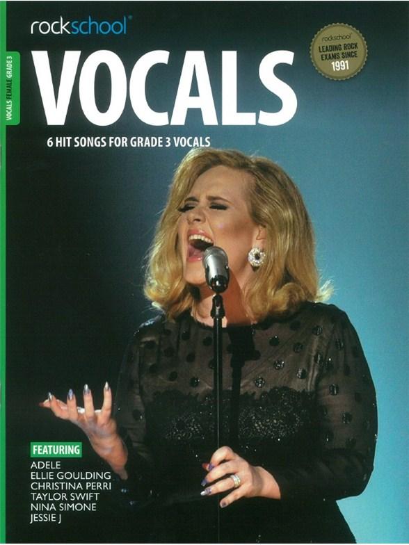 Rockschool: Vocals Grade 3 - Female (2014): Voice: Vocal Tutor