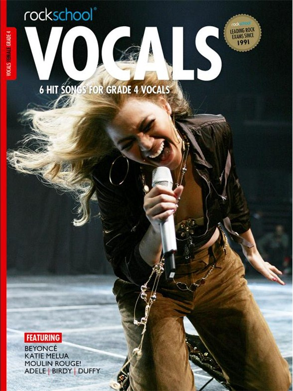 Rockschool: Vocals Grade 4 - Female (2014): Vocal: Vocal Tutor