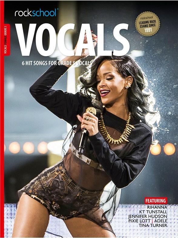 Rockschool: Vocals Grade 5 - Female (2014): Vocal: Vocal Tutor