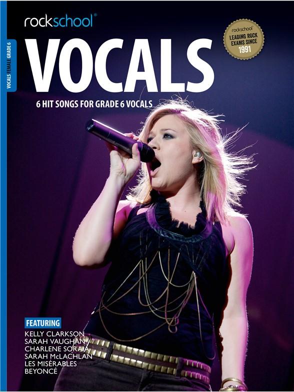 Rockschool: Vocals Grade 6 - Female (2014): Vocal: Vocal Tutor