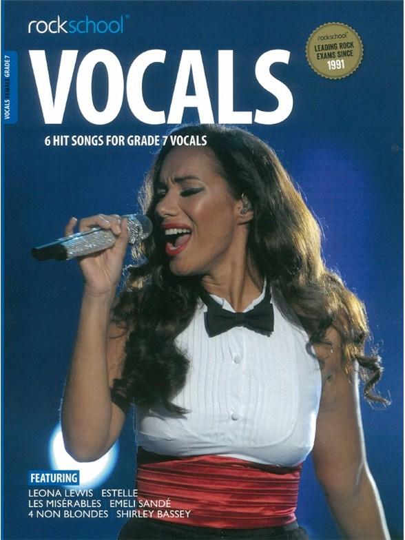 Rockschool: Vocals Grade 7 - Female (2014): Vocal: Vocal Tutor