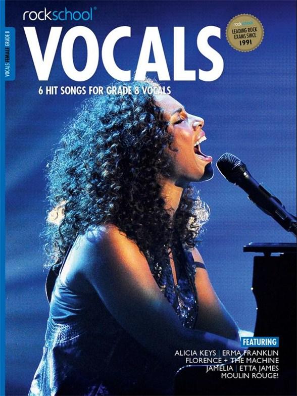 Rockschool: Vocals Grade 8 - Female (2014): Vocal: Vocal Tutor