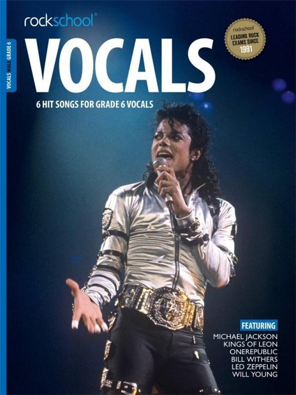 Rockschool: Vocals Grade 6 - Male (2014): Vocal: Vocal Tutor