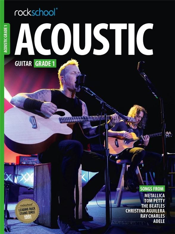 Rockschool Acoustic Guitar - Grade 1 (2016): Guitar: Instrumental Tutor
