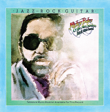 Mickey Baker: Jazz Rock Guitar: Guitar: Recorded Performance