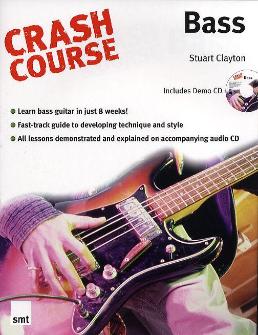 Crash Course: Crash Course: Bass: Bass Guitar: Instrumental Tutor
