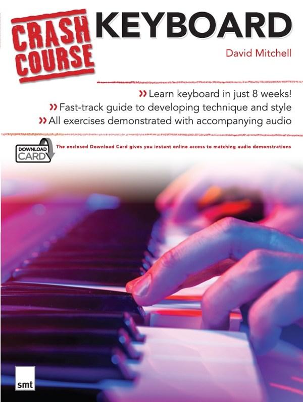 Crash Course: Keyboard: Electric Keyboard: Instrumental Tutor
