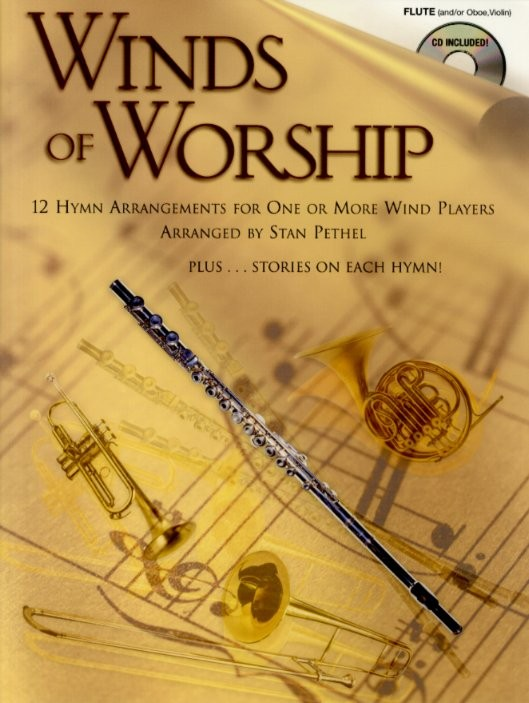 Winds Of Worship: Flute: Instrumental Album