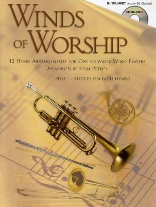Stan Pethel: Winds of Worship: Trumpet: Instrumental Album