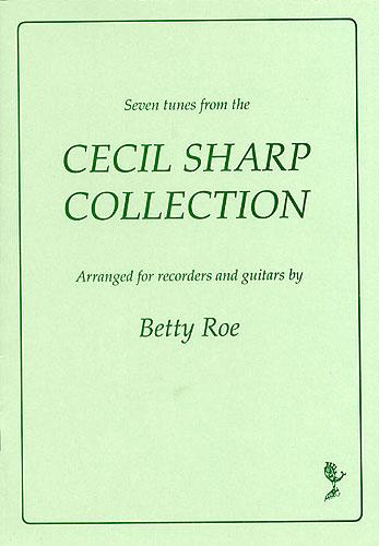 Cecil Sharp: Seven Tunes From The Cecil Sharp Collection: Recorder Ensemble: