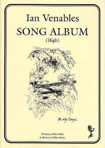 Ian Venables: Song Album: High Voice: Vocal Album