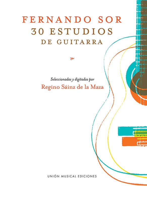 Fernando Sor: 30 Estudios De Guitarra: Guitar: Instrumental Album