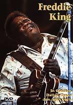 Freddie King: Live In Concert Dallas Texas 1973: Guitar: Instrumental Tutor