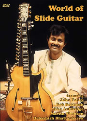 World Of Slide Guitar (DVD): Guitar: Artist Songbook