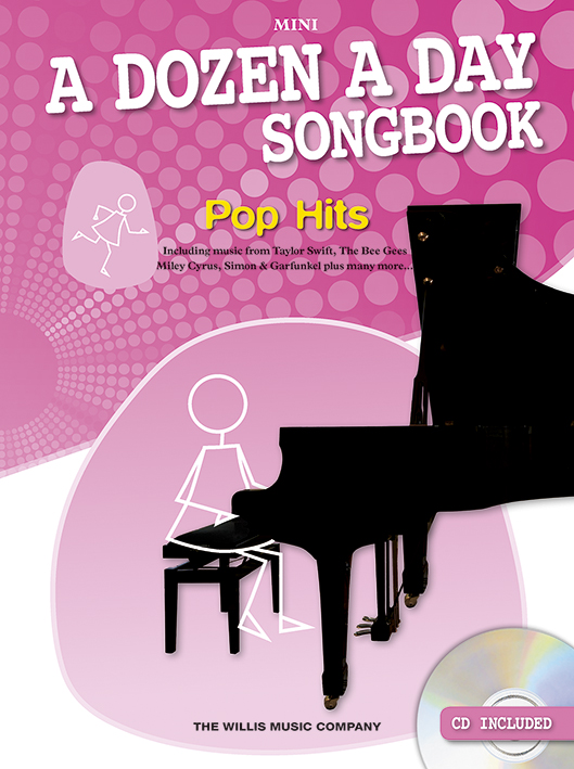 A Dozen A Day Songbook Mini Pop Hits: Piano: Mixed Songbook