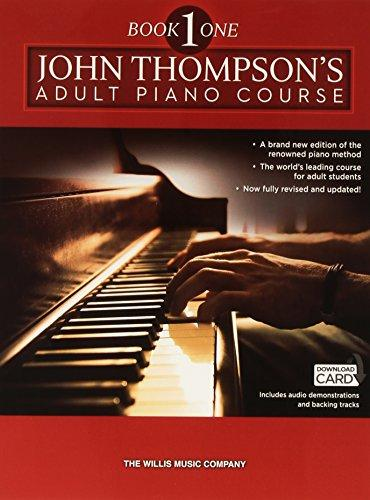 John Thompson: John Thompson's Adult Piano Course Book 1: Piano: Instrumental