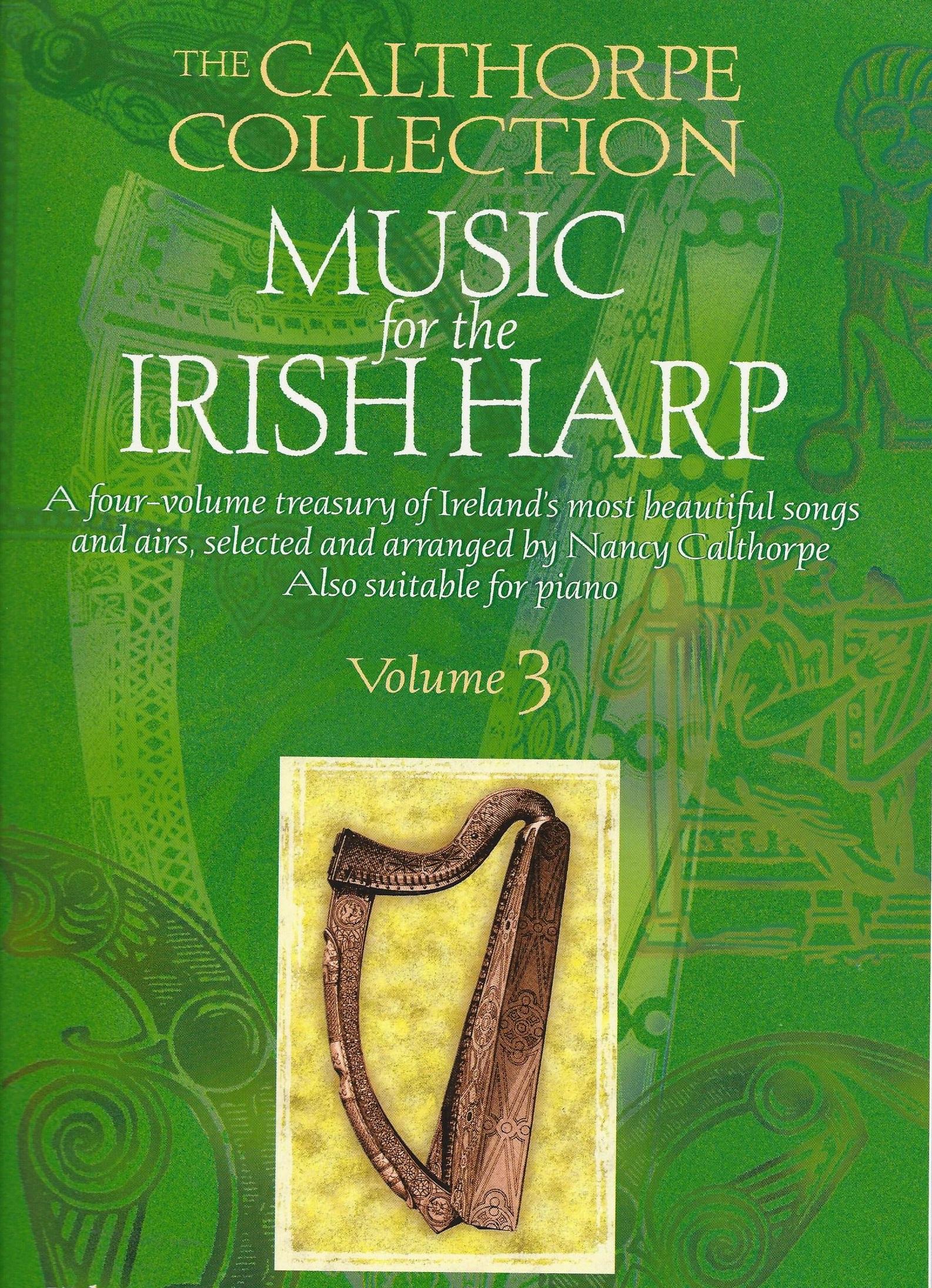 Music For The Irish Harp - Volume 3: Harp: Vocal Album