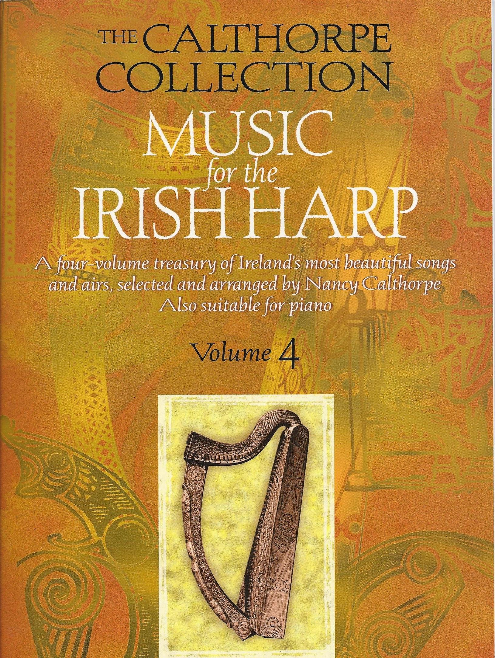 Music For The Irish Harp - Volume 4: Harp: Vocal Album