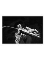 My World: Baron Wolman Greetings Card - Jimi Hendrix Guitar